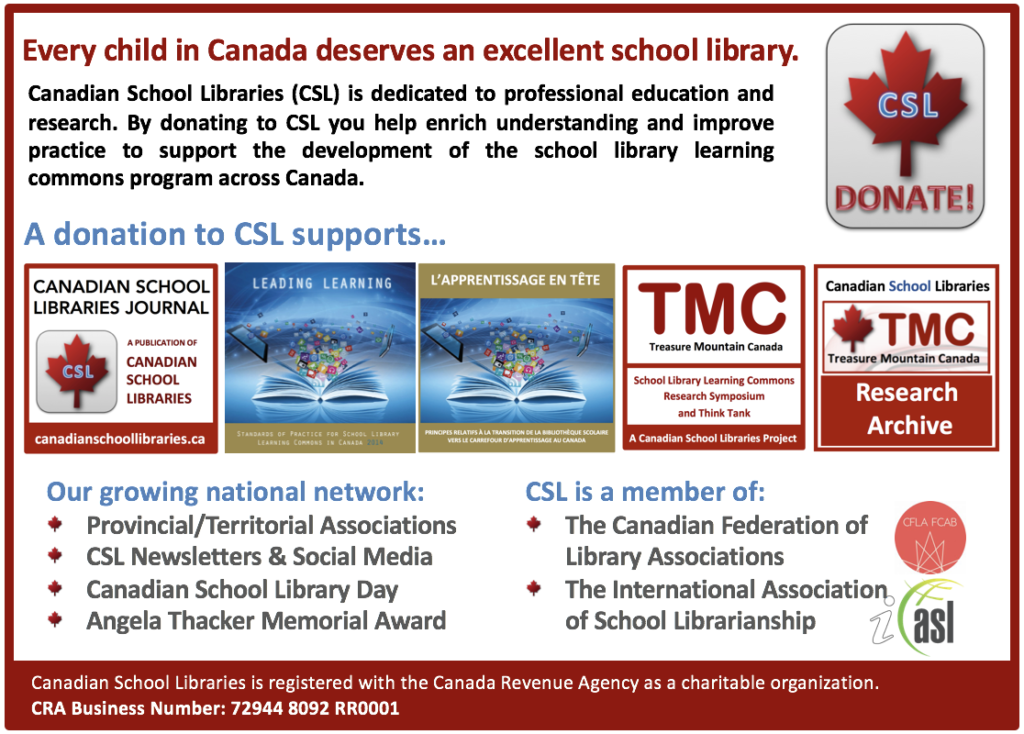 Donate to CSL!